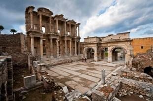 المدينة القديمة افسس