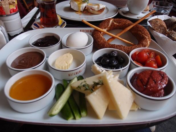 الفطور التركي