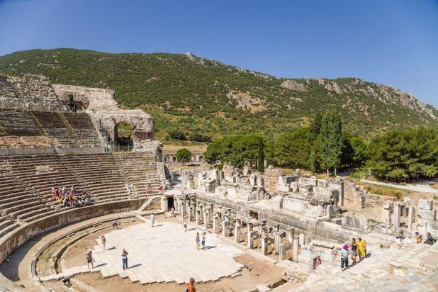 مسرح أفسس