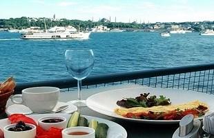 المطاعم في اسطنبول