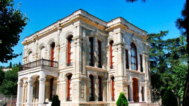 نتيجة بحث الصور عن قصر ازميت تركيا