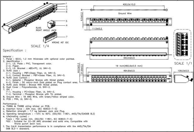 krone patch panel wiring diagram  208 single phase wiring