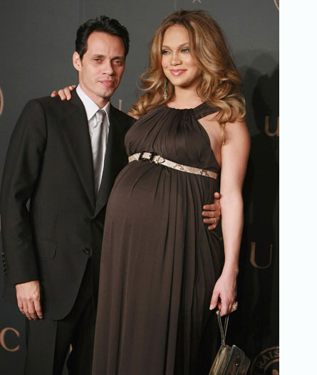 Jennifer Lopez Marc Anthony DListed pregnant TMZ