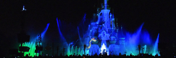 New HD Video: Disney Dreams! opening night from a new angle
