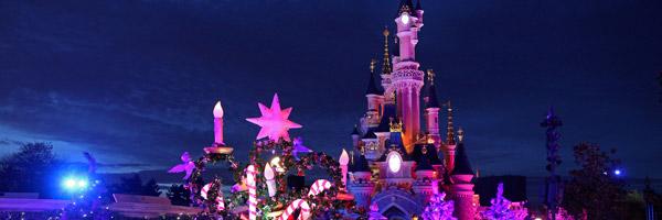 Christmas Winter Season at Disneyland Paris