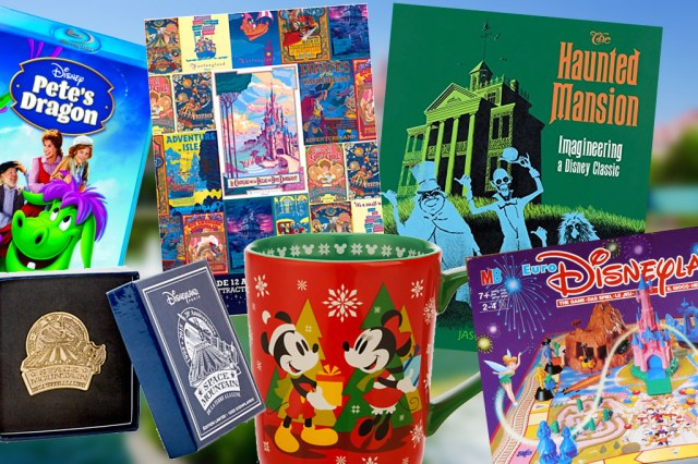 12 Timely Gift Ideas for a Disneyland Paris Fan this Christmas