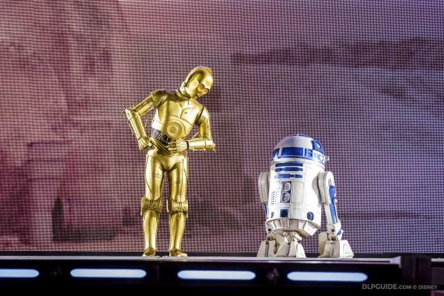 Star Wars: A Galactic Celebration at Disneyland Paris Season of the Force