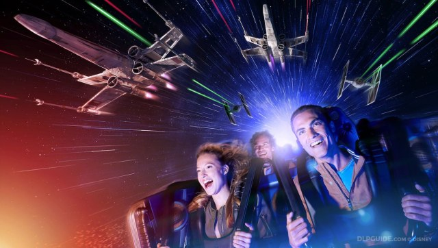 Star Wars Hyperspace Mountain: Extra Magic Time early morning access extended to Discoveryland