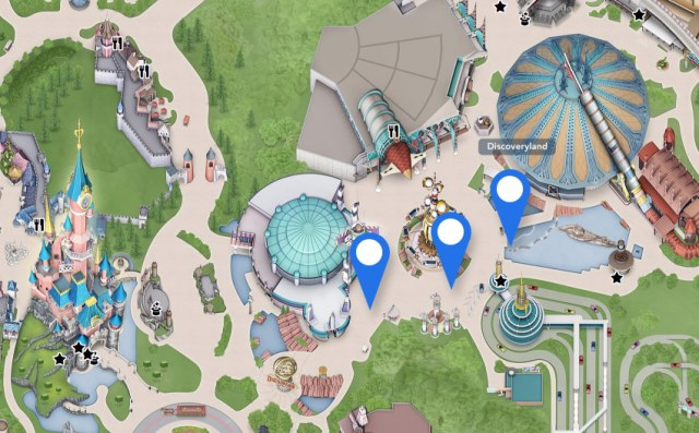 Extra Magic Time early morning access extended to Discoveryland