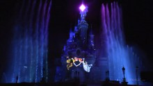 Disney Dreams! 2012 Opening Night (Front Row)