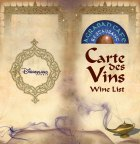Agrabah Café wine list