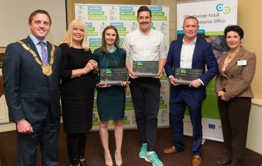 "Image result for Parkinson's treatment app founder named as ""Ireland's Best Young Entrepreneur"""