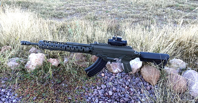 DLSports SLR Carbine