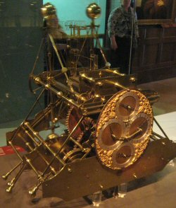 First Sea Clock