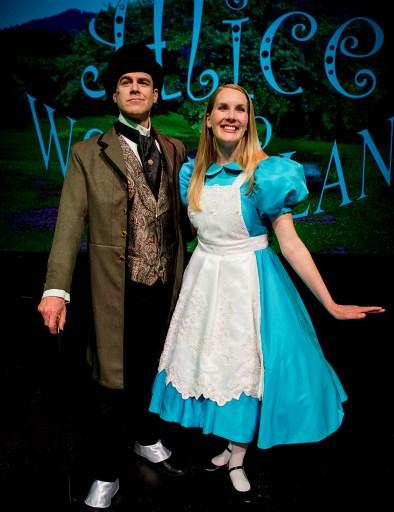 DLUX Ent Alice in Wonderland Derek and Lauren