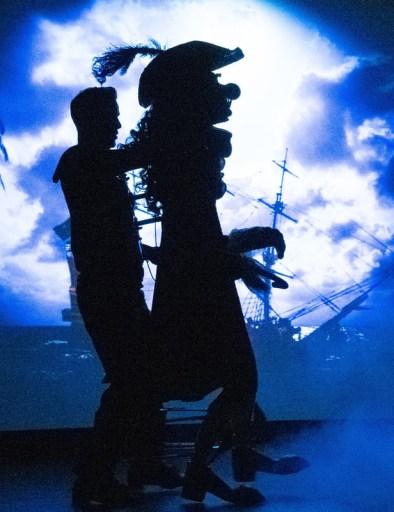 DLUX Ent Captain Hook Shadow