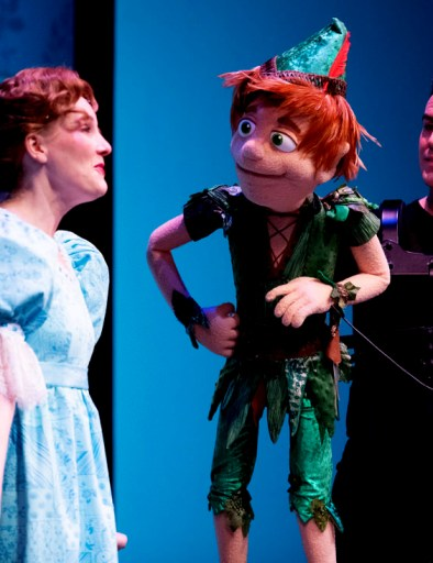 DLUX Ent Peter Pan and Wendy