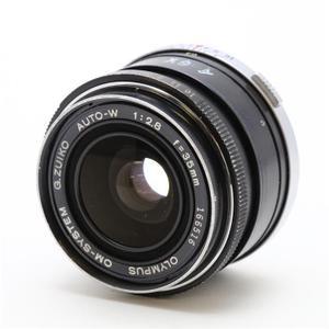 Olympus Zuiko OM 35mm F2.8 MC
