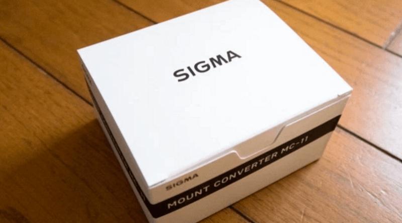 SIGMA MOUNT CONVERTER MC-11
