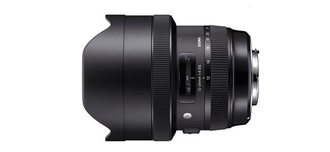 SIGMA 12-24mm F4 DG HSM