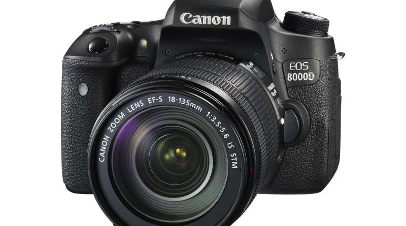 Canon EOS 8000D