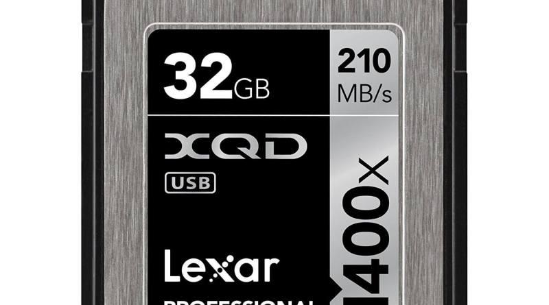 Lexar XQD2.0 32GB
