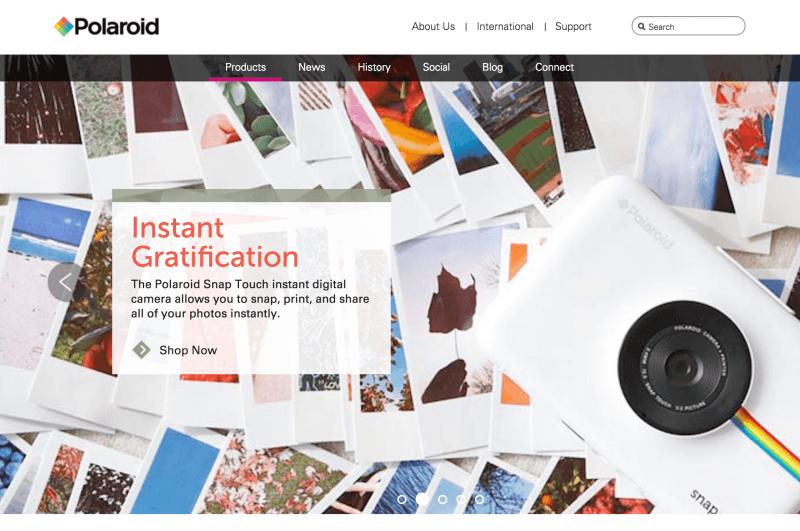 Polaroid.com