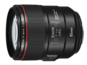 Canon EF85mm F1.4L IS USM