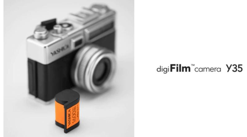 YASHICA digiFilm Y35