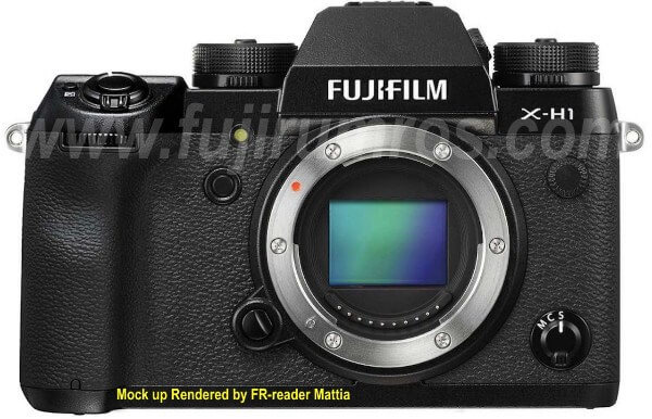 "Fujifilm X-H1: Headphone Jack in Body some sort of ""4K Photo"" feature – Fuji Rumors"