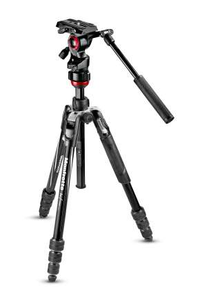 Manfrotto 新 Befree Live MVKBFRT-LIVE