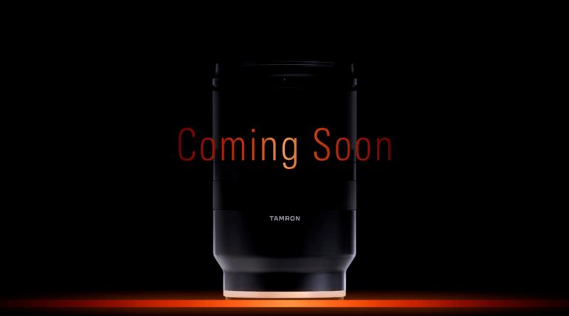 Tamron Coming Soon