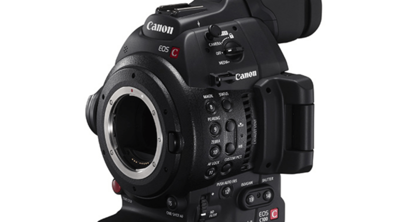 Canon Cinema EOS C100 Mark II