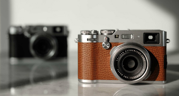 Fujifilm X100F Brown Limited Edition