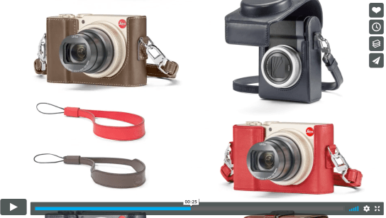 The Leica C-Lux