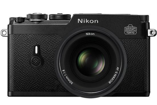 Nikon ミラーレス予測イメージ