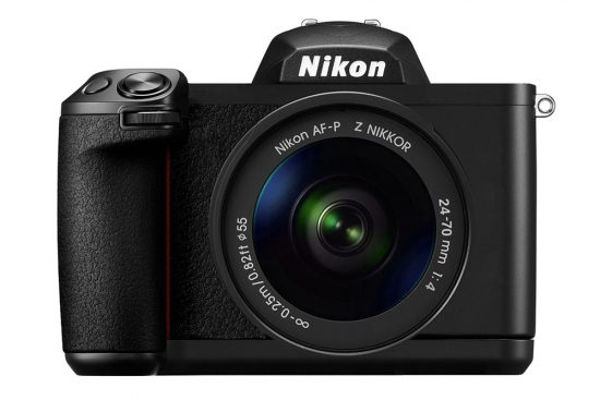 Nikon-mirrorless-full-frame-camera-550x367