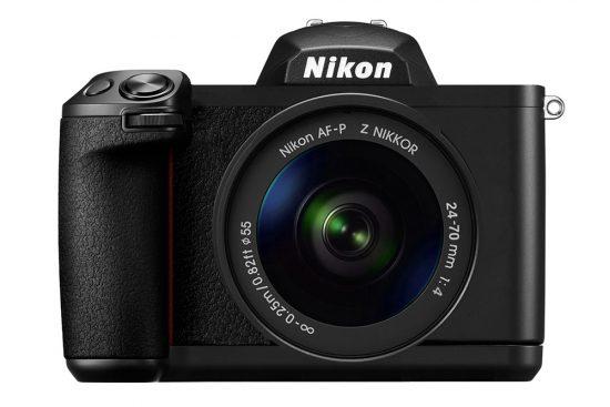 Nikon-mirrorless-full-frame-camera-550x367