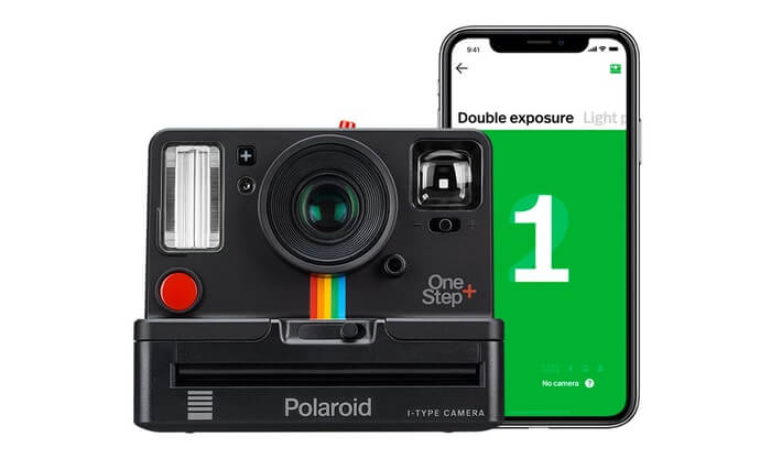 Meet the Polaroid OneStep Plus