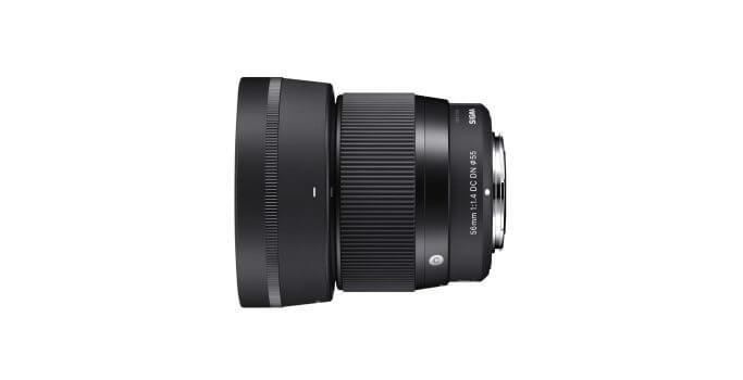 SIGMA 56mm F1.4 DC DN | Contemporary