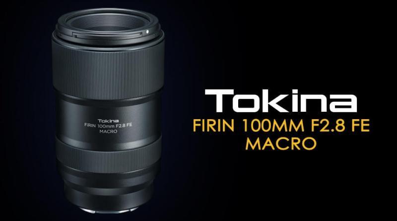 Tokina FiRIN 100mm FE Macro