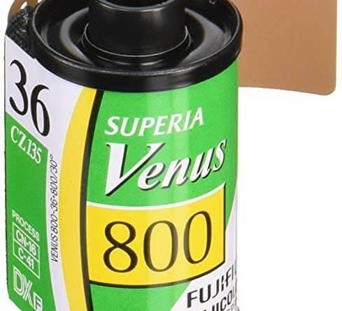 FIJIFILM SUPERIA Venus 800