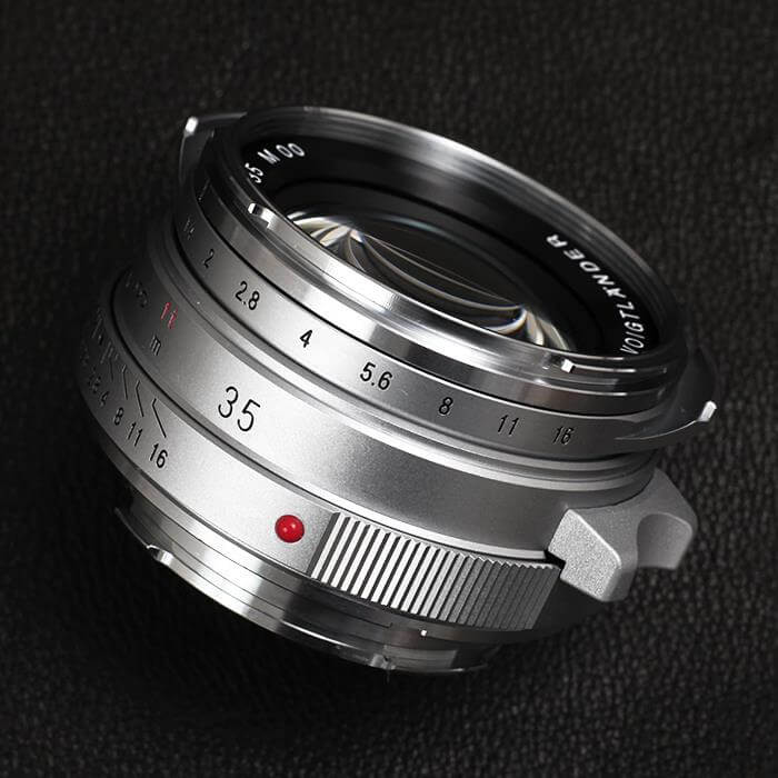"Voigtlander NOKTON Classic 35mm F1.4 MC VM ""MapCamera 25th Edition"""