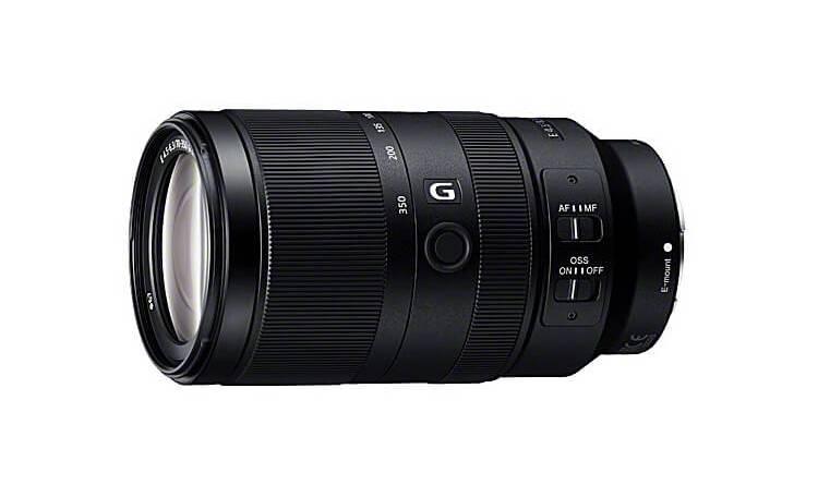 SONY E 70-350mm F4.5-6.3 G OSS「SEL70350G」