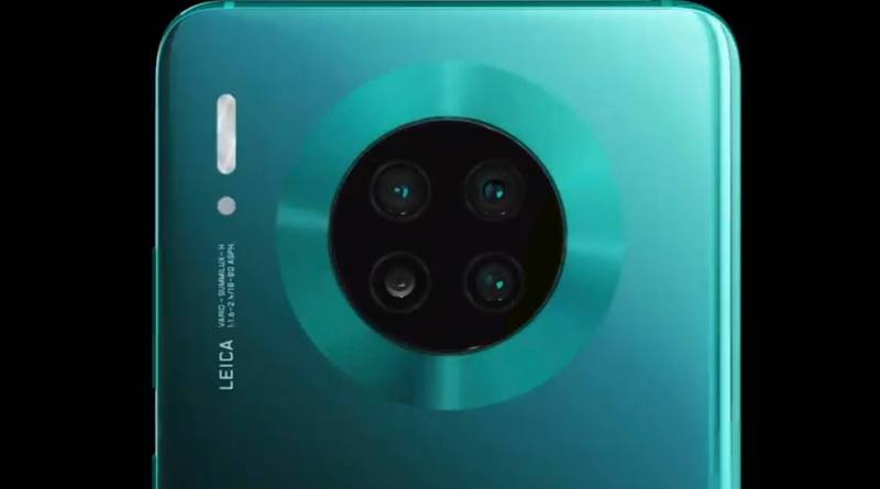 HUAW Mate30 Pro Leica camera