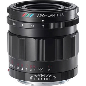 COSINA Voigtländer APO-LANTHERv50mm F2 Aspherical