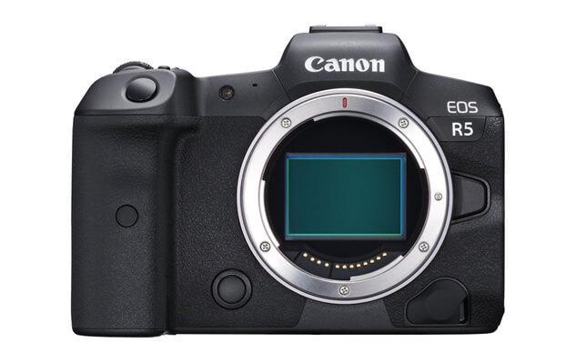 Leak Canon EOS R5