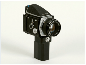 OLYMPUS Mシステムカメラユニット