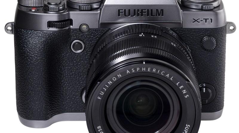 「FUJIFILM X-T1 Graphite Silver Edition」