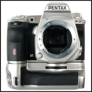Pentax K-3 Silver
